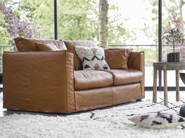 Leçon de déco : comment faire entrer le cuir dans sa maison ?