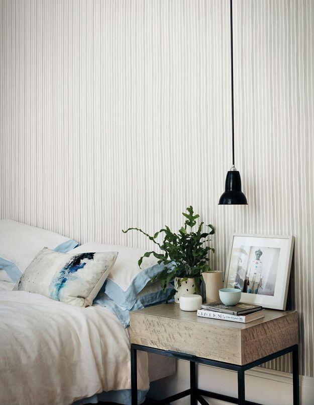 Un camaïeu de beige pour une décoration cosy