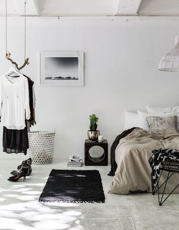 Une descente de lit pour une décoration cosy