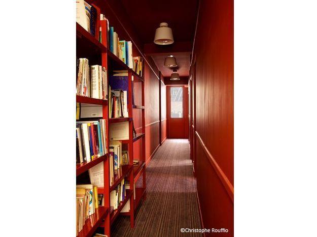 5. Aménager une bibliothèque