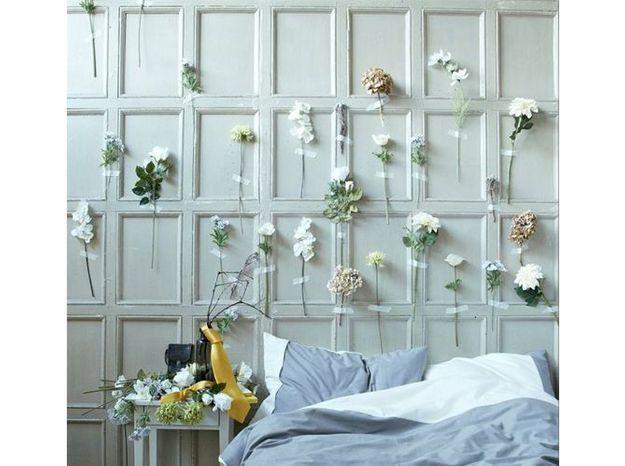 Fleurs Murs