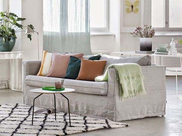 Renouvelez le look de votre canapé