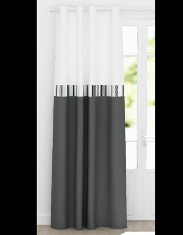 des rideaux pour booster sa d co elle d coration. Black Bedroom Furniture Sets. Home Design Ideas