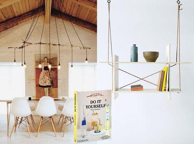 Do It Yourself, 50 objets design à faire soi-même