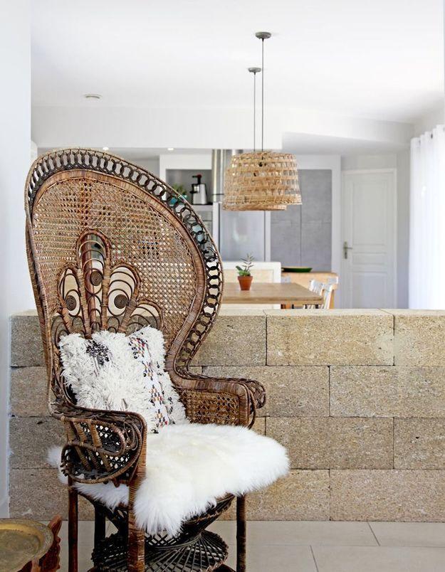 Un fauteuil Emmanuelle parfait