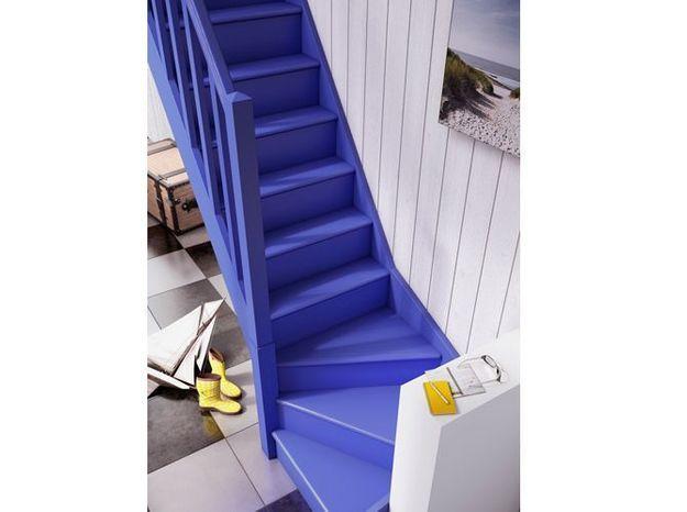 3. Repeindre l'escalier