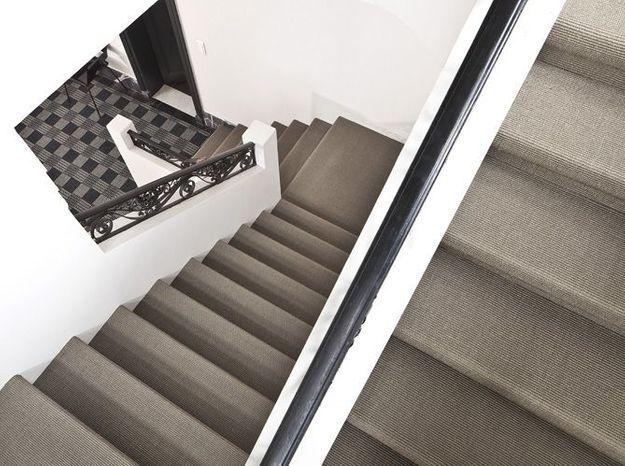 7. Habiller l'escalier de moquette