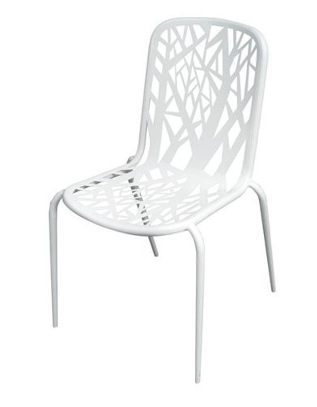 BUT chaise DIVA blanc