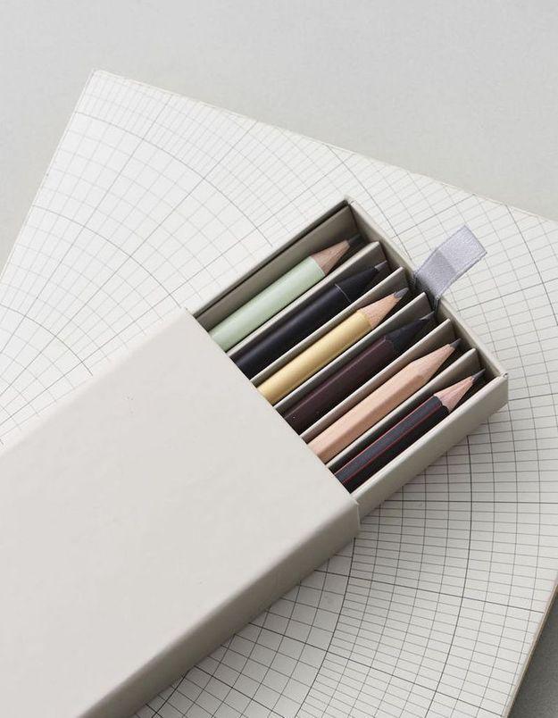 Crayons à papier pastel Monograph
