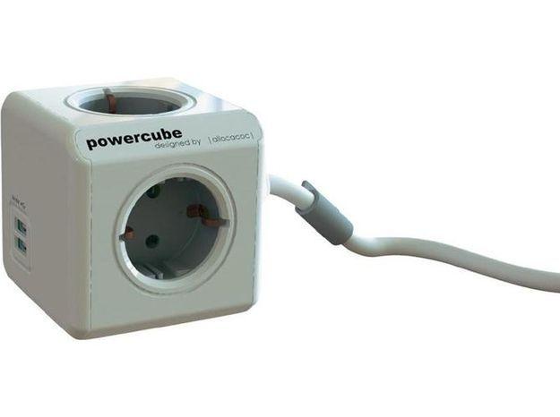 Multiprise cube 5 prises