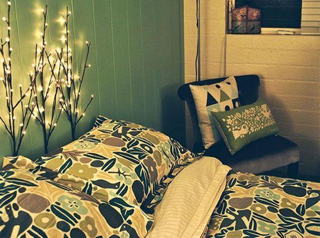 Une tête de lit originale et personnalisée