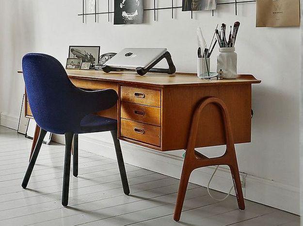 Investissez dans un beau bureau vintage