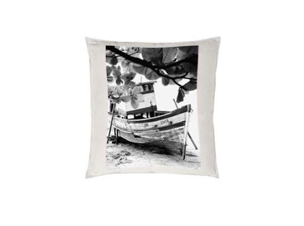 Imprimez vos photos de vacances sur un coussin