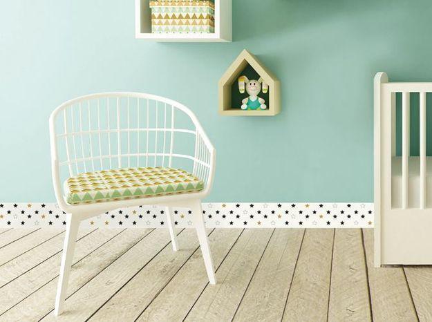 Plinthe Décorative PVC Chambre Enfant