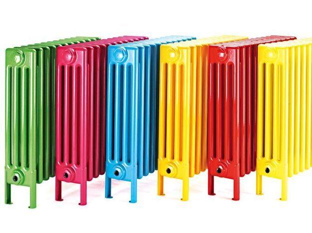Les radiateurs de chauffage central, on les adopte !