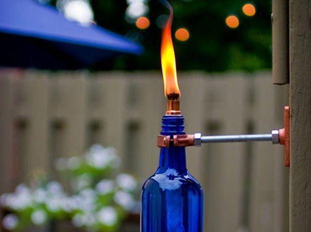 Erik anderson bouteille torche