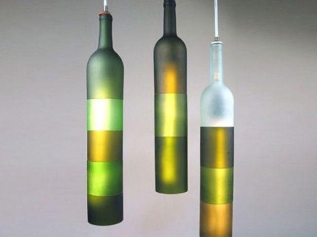 Jerry kott lampe bouteille