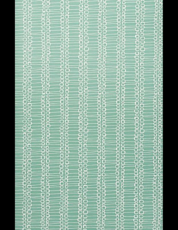 Papier peint Nectar Seafoam Green, Miss Print