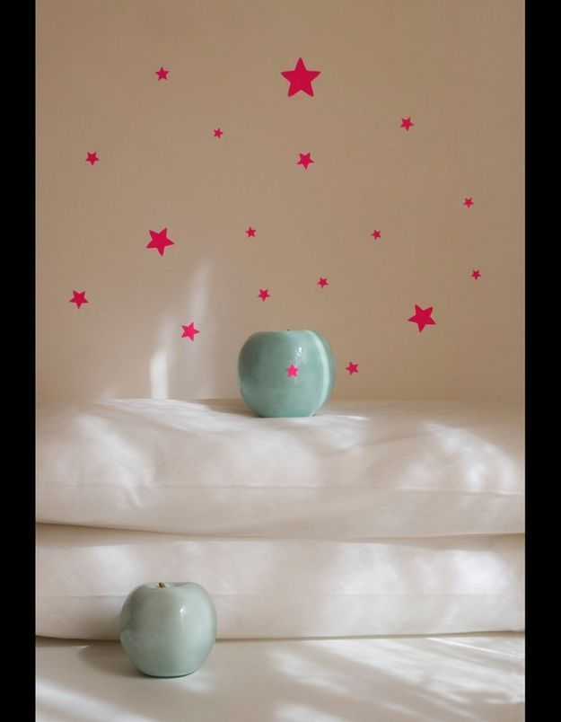 Stickers étoiles, Serendipity