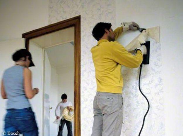 comment dcoller son papier peint