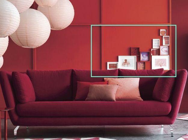 comment d corer son mur elle d coration. Black Bedroom Furniture Sets. Home Design Ideas
