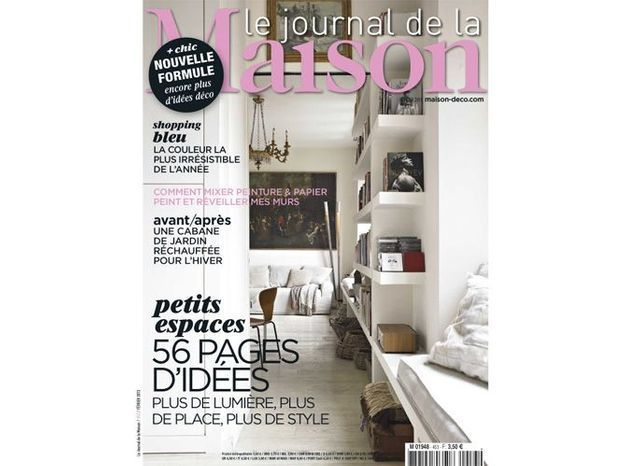 Couv Le Journal De La Maiso