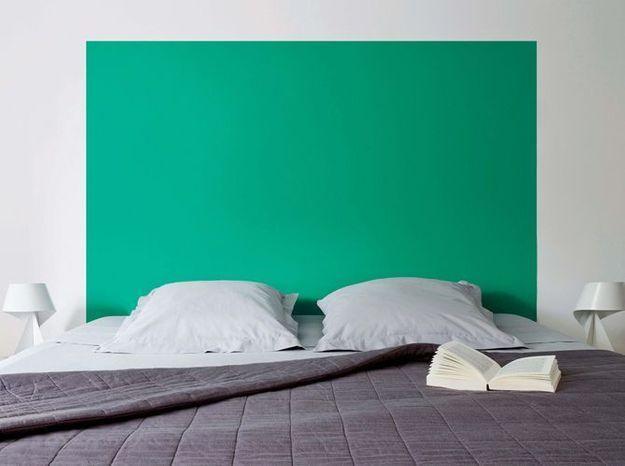 Vert émeraude et gris