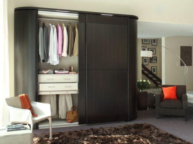 Idée 6 : dressing… ou armoire ?