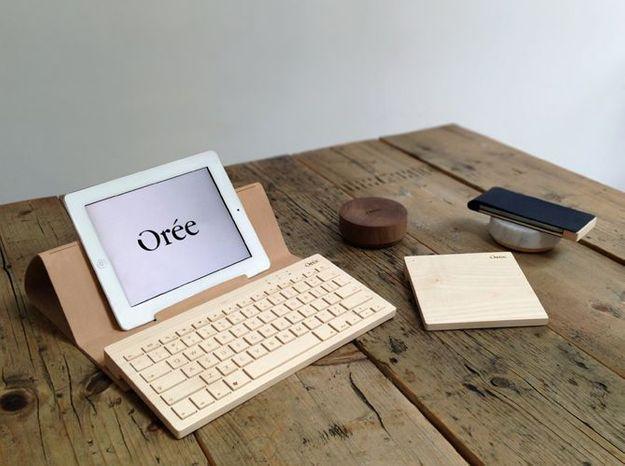 Un équipement entier pour tablette et chargeur de portable