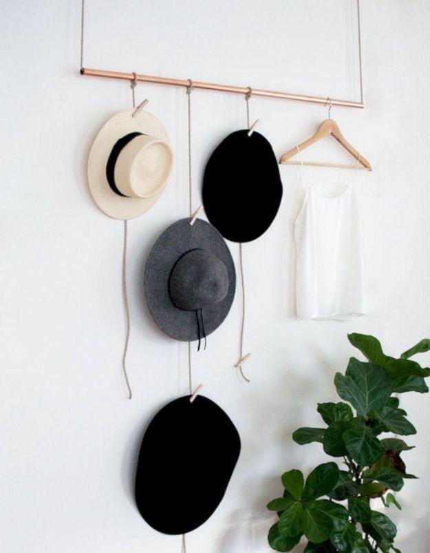 Opter pour le DIY pour afficher les accessoires à la mode