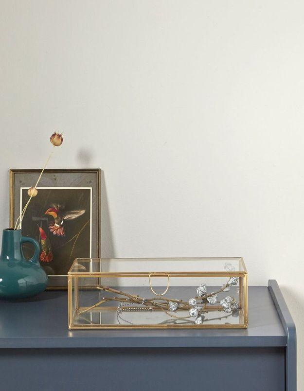 Une boîte à bijoux Cyrillus