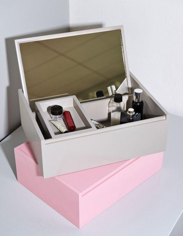 Une boîte à bijoux Nomess Copenhagen