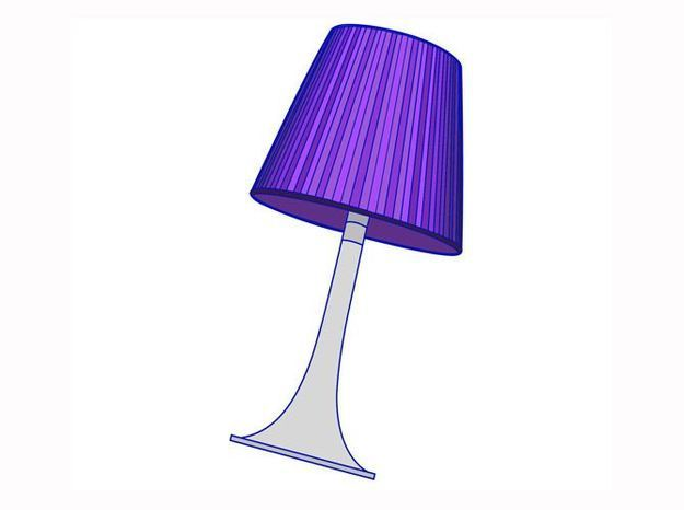 Creer Sa Lampe De A A Z Elle Decoration