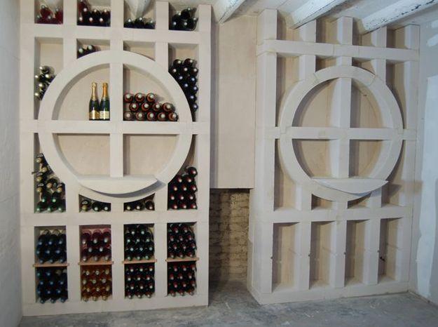 Réaliser une cave à vin sur mesure