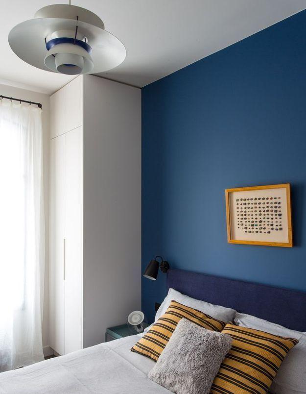 Avant apr s un appartement sombre transform en loft clatant elle d coration - Humidifier l air d une chambre ...