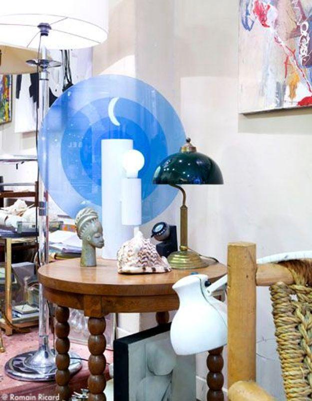 Galerie 7, éclectique