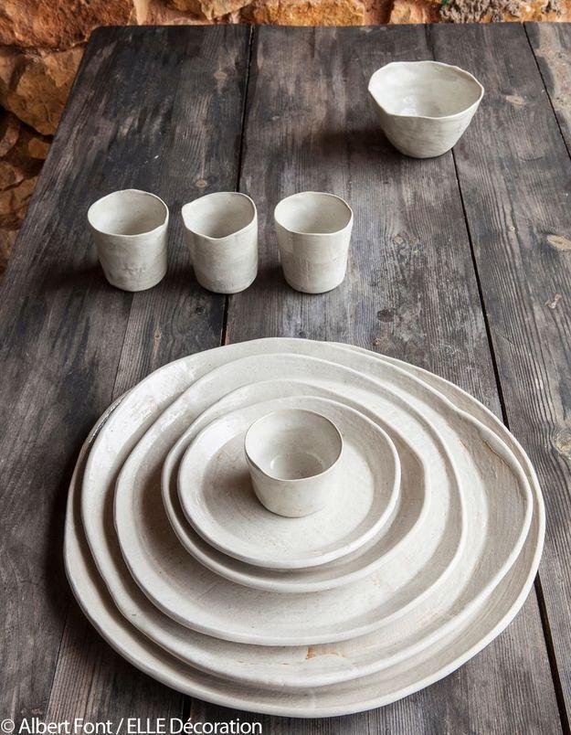 Charlotte Ceramics, la terre fait nature
