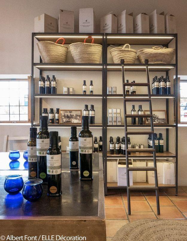 Oleoteca ses escoles, à la bonne huile d'olive