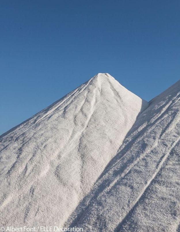 Salines, une bonne pincée de sel