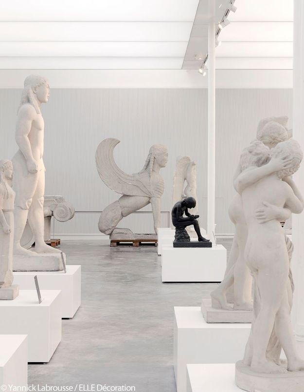 Musée des Moulages - Canons de beauté