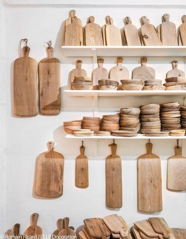 Bouyaghssane Lahcen - Wood Stock