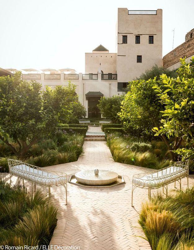 Le Jardin Secret - Paradis Méditerranéen
