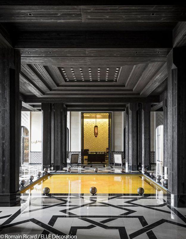 Mandarin Oriental - Bain de luxe