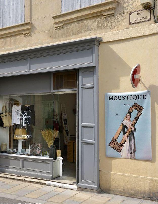 La boutique Moustique - Fantaisies camarguaises