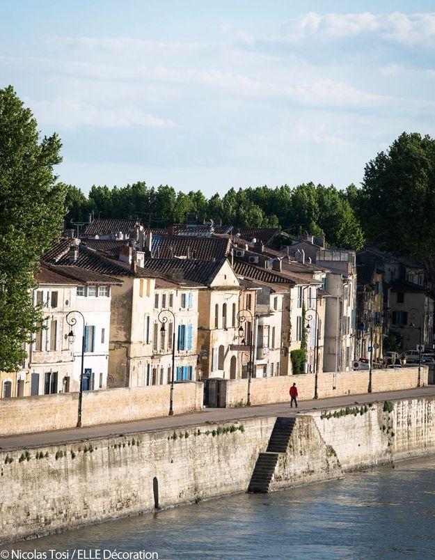 Le quai de la Roquette