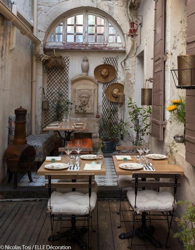 Le restaurant Chardon - Voyage culinaire