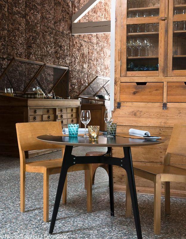 Le restaurant La Chassagnette - Règne végétal (à côté d'Arles)
