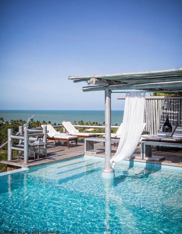 El Gordo, restaurant face à l'océan