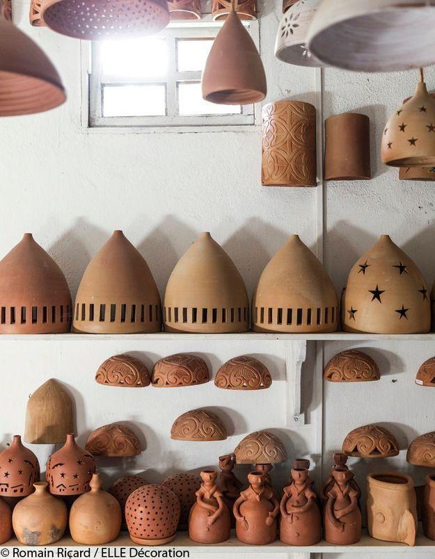 Jo E Zé Ceramica, souvenirs locaux