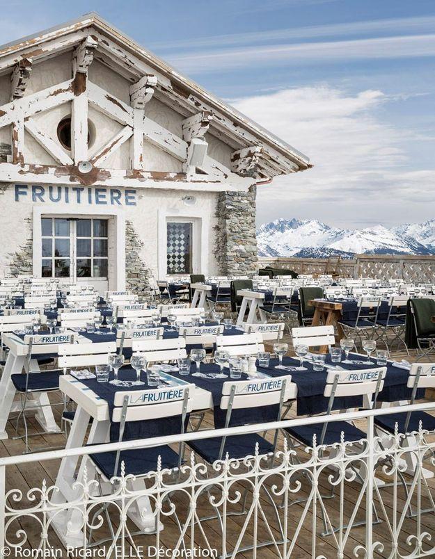 La Fruitière, restaurant rustique